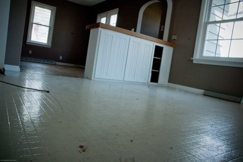 Bungalow, before