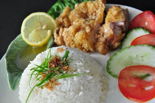 MigLemon's lemon chicken rice