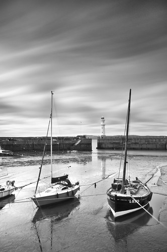 Newhaven Low Tide