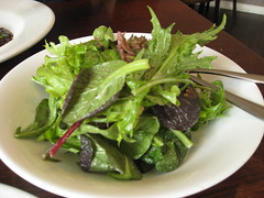 Green Salad with House Dressing