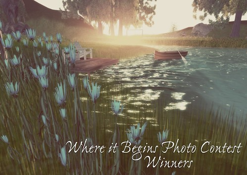 Where it Begins Photo Contest Winners