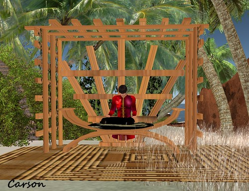 DeCor Chic - Meditation Arbor