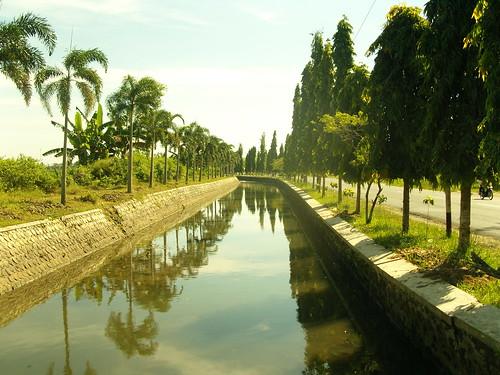Drainase di kota Bangkalan by Paramaya2009