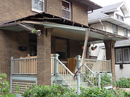084/365 Storm damage?