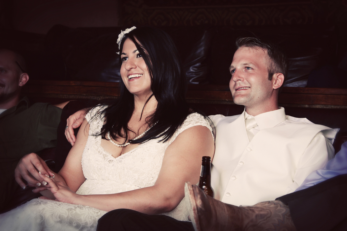 Sarah & Travis