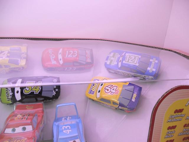 disney cars disney store racer v1 10 car set (3)