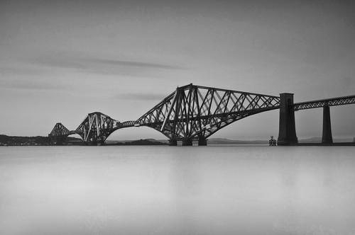 Forth Bridge Long Exposure