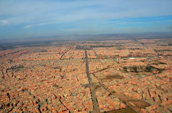 Downtown Marrakech
