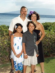 Family Photo in Maui
