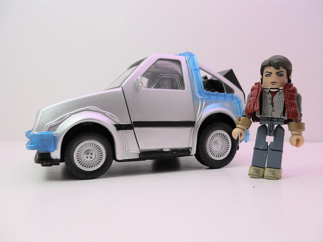 mini mates back to the future (2)
