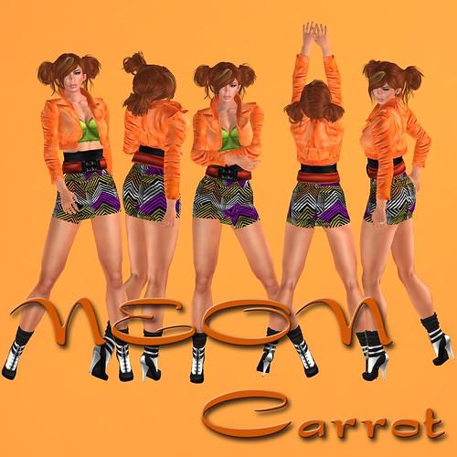 Neon Carrot