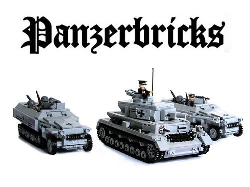 Nueva Portada de Panzerbricks
