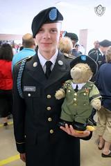 Day 105 - General Sarge - PVT Benjamin Jeffrey