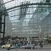 Berlin Hauptbahnhof - main entrance