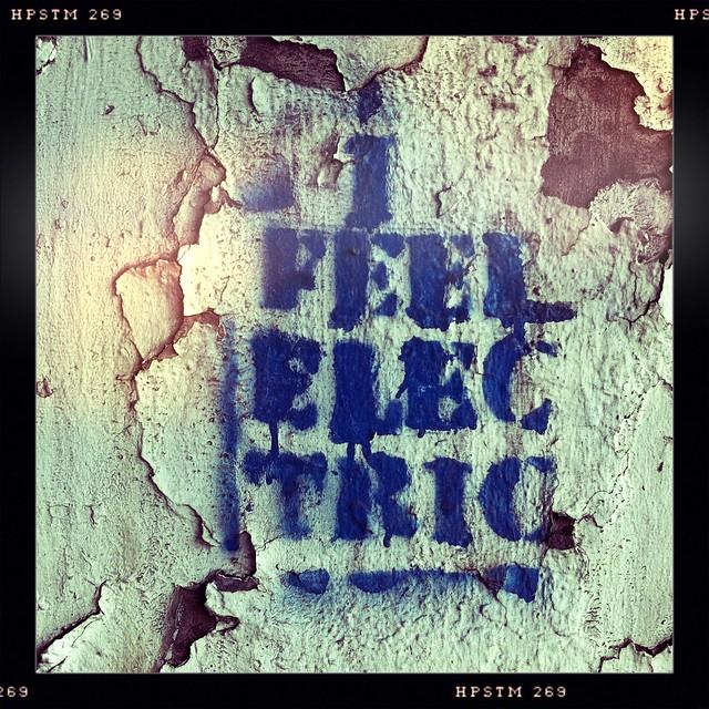 I Feel Elec Tric
