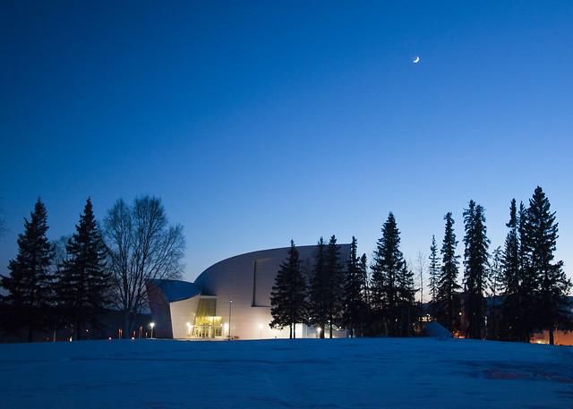 Museum at Twilight