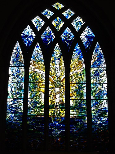 20110227-42_Stained Glass - All Saints Church - Newland Village by gary.hadden