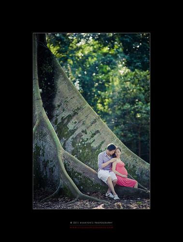 Guan & Peifen Maternity Shoot #5