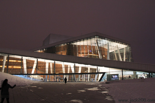110225 Oslo Opera House