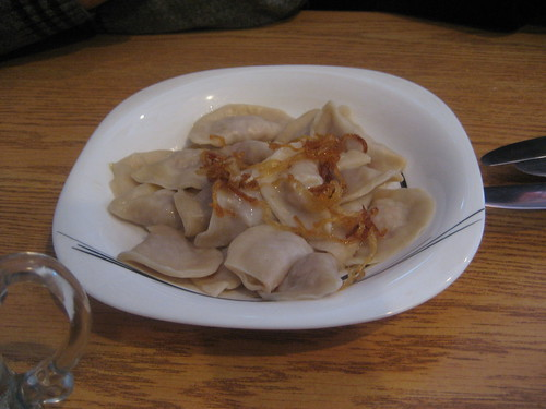 cabbage dumplings