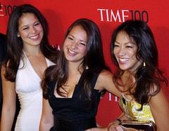 Amy Chua Tiger Mom Daughters 2011 Shankbone