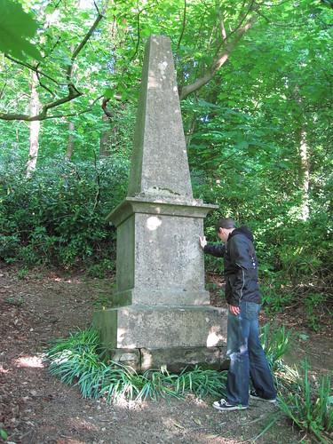 Monument, Wilton Castle