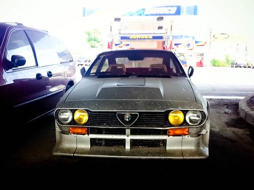Alfa Romeo GTV6 Maratona