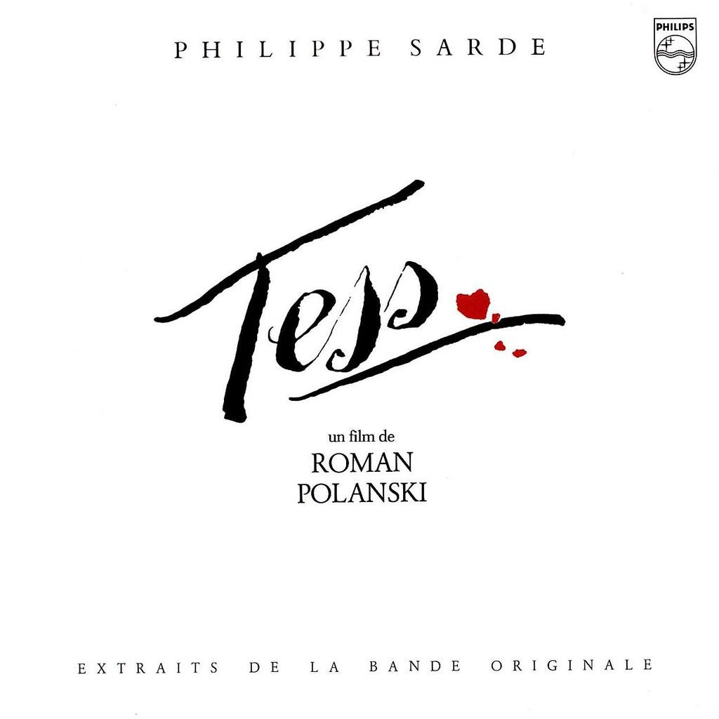 Philippe Sarde - Tess