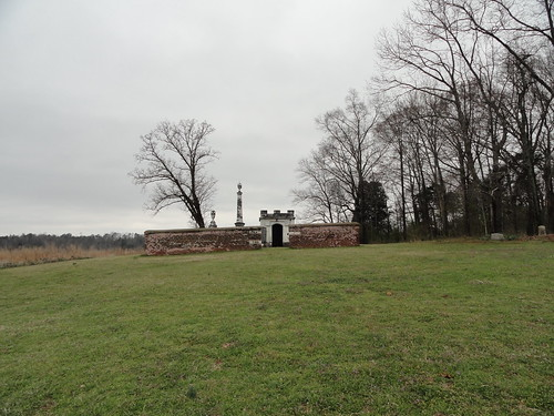 Reynolds Family Cemetery Outside Talladega AL