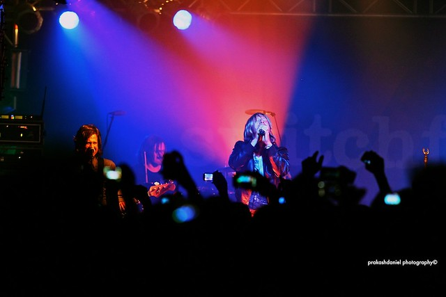 Switchfoot Live in Kuala Lumpur
