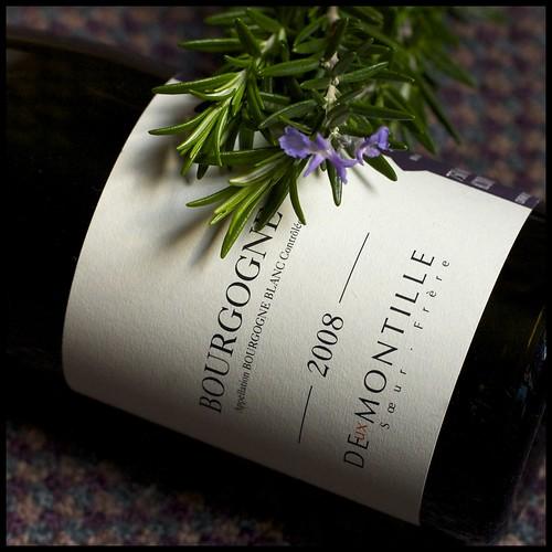 Deux Montille Soeurs Freres Bourgogne 2008 by mengteck