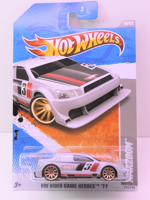 hot wheels amazoom grey (1)