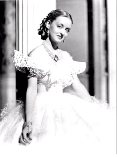 Davis, Bette - as Jezebel.. 1938