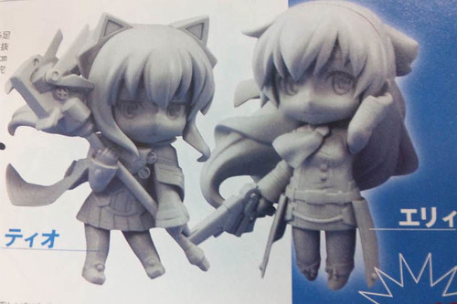 Nendoroid Tio Plato (left) and Elie MacDowell (right)