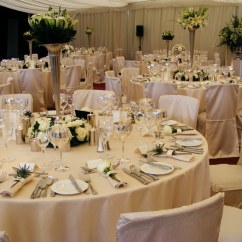 Cream Chair Covers For Weddings The Original Air World S Most Recently Posted Photos Of Goblets And Pewter 88 Events Designs A Marquee Wedding Ivory Faux Silk Tables With Matching