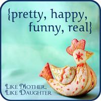 {pretty, happy, funny, real}