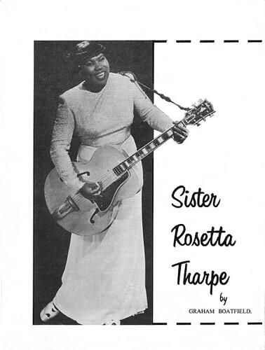 04 - Sister Rosetta Tharpe