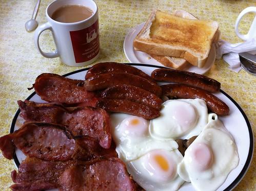 Full English Breakfast - For ONE