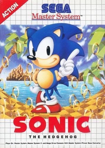 Sonic, version Master System, 1991