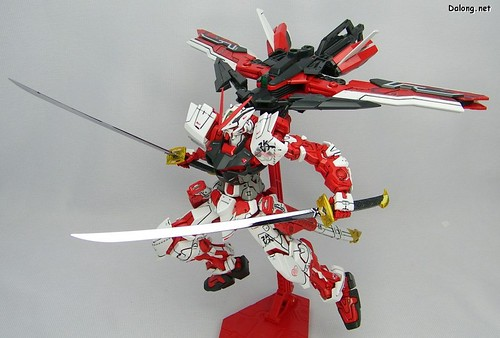 MG Red Frame Astray Kai