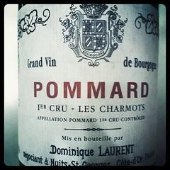 Pommard 1er Cru Les Charmots 1998 Dominique Laurent