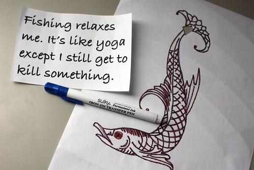SwansonFish: on paper