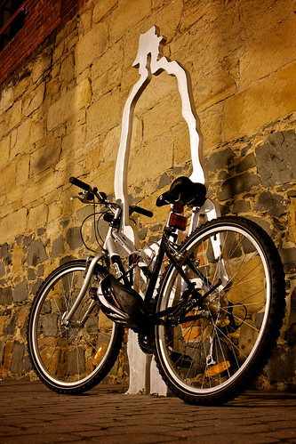 Charlie the Bike Rack by BaboMike