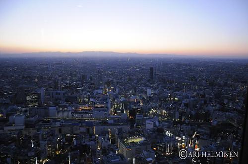 Tokyo Japan. 東京 日本。