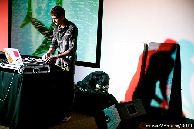 Jay Fay @ The Luminary Center for the Arts - 03.27.11