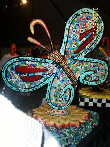 collabARTive's butterfly