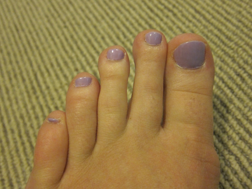 Sally Hansen Xtreme Wear Lacey Lilac