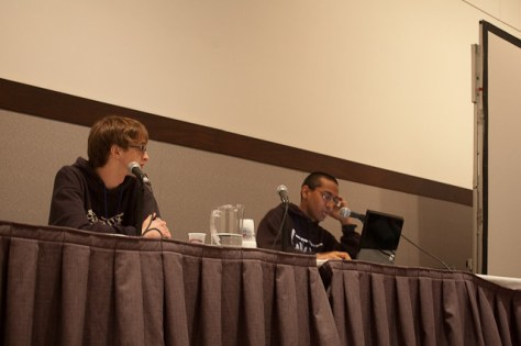 Satoshi Kon Panel