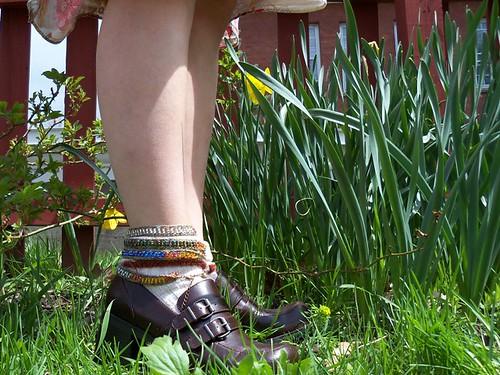 ribband anklet