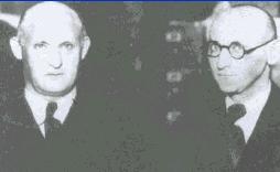 Israel Jeoshua e Isaac Bashevis Singer